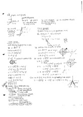 Spaces and Graphs, Improper Integral Notes
