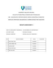 Method-Validation-Group-Assignment-1