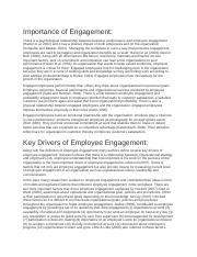 Importance of Engagement.docx