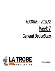 ACC3TAX S2 2017 Week 7 General deductions Livia LMS.pdf