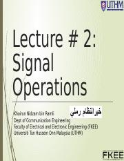 Lecture2 SignalOperations.pptx