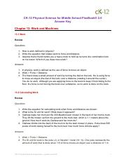 PSMS_Ch_13_Work and Machines_Answers.pdf - CK-12 Physical ...