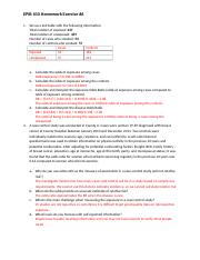 #6_Practice Exercise 6 Case Control and Outbreaks_Answer Key.docx