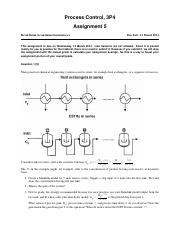 2014-3P4-Assignment-5-Solutions