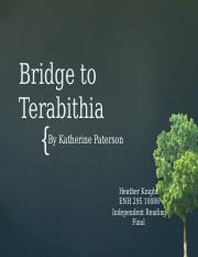 FINAL Bridge to Terabithia.pptx