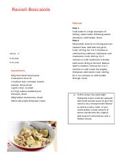 recipes food tech.docx