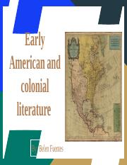 Early American and colonial literature.pptx