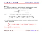 Homework 7 Question 6 Solutions