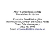 ACET_Fall_2012_08_McLaughlin