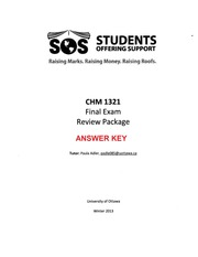 2. CHM1321_Final_exam_solutions_2013