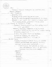 Ch 2 and 3 Notes