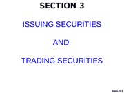 SECTION 3   Investment Banking and Trading(1).pptx