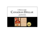0. History of the Canadian Dollar