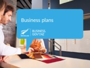 Business Plans POWERPOINT
