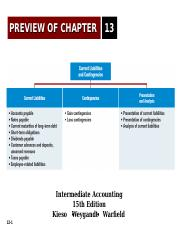 liabilities ch13 accounting 5 the liquidation of a partnership entails selling the noncash assets of the firm, allocating any resulting gain or loss to the partners, paying liabilities, and.