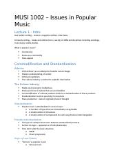 MUSI 1002 Lectures.docx