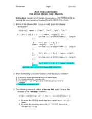 CS38-Summer 2009-Final Exam_Solution