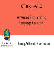 04_Prolog-Arithmetic