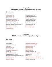 Chapter 3 & 5 & 9 Key Terms.docx