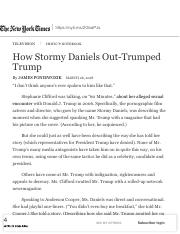 How Stormy Daniels Out-Trumped Trump - The New York Times.pdf