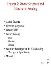 Chapter_2_Atomic_Structure_and_Interatomic_Bonding
