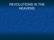 c.Revolts in Heavens Lecture 2013 slides