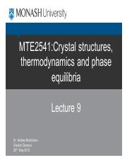 MTE2541_S1_2016_Lecture9_Part2_updated