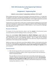 Assignment 4 - Engineering Risk v1.0.pdf