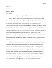 Justice Studies Reflection Paper 1.docx