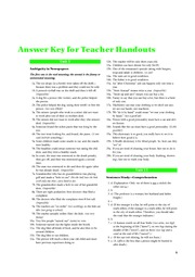 RC Handout answer