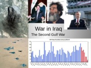 War in Iraq - Second Gulf War.pptx