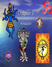 Chapter 3 -- World Religions(1)
