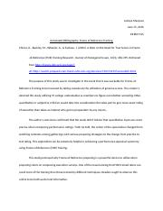 MarquezLatoyia_MHRM525_Annotated Bibliography Assignment.docx