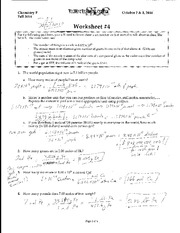 Chem P F14 Worksheet 4 Solutions-2