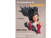 Dynamics of Fashion Chapter 01