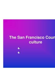 Microsoft PowerPoint - The San Francisco Counter-culture