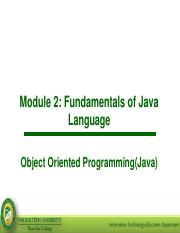 2 Fundamentals of Java Language.pdf