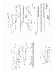 Midterm Exam 2 Sample Solutions
