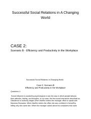 SSR - Case Study Two_ 2b.docx