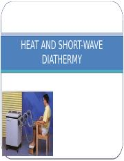 HEAT AND SHORT-WAVE DIATHERMY - Copy