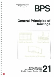 General principles of drawings