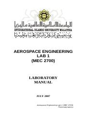 Lab Manual - MEC2700.doc