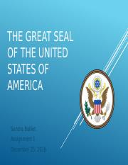 The Great Seal.pptx