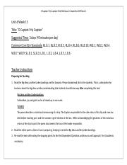 Periodic Table Basics Worksheet -