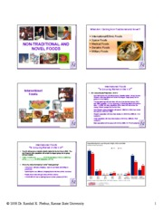 3.7 Novel and Non-Traditional Foods handouts (2) (1)
