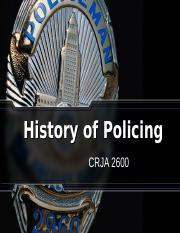 Week 1 - History of Policing.ppt