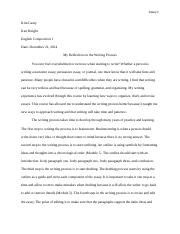 ENG-122 Final Paper for English