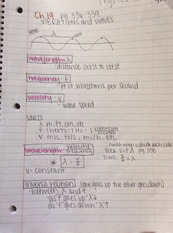 Physics 1320 Ch.19&27 notes