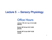 Lecture_5_SensoryPhysiology