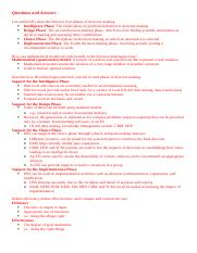 ICT 208 Questions and Answers (redone).docx